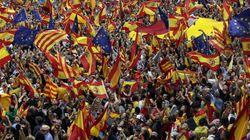 El 'no' a la independencia supera en 7 puntos al 'sí', según un sondeo de la