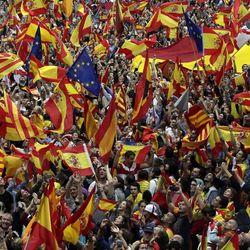 El apoyo a la independencia alcanza su valor más bajo desde junio de