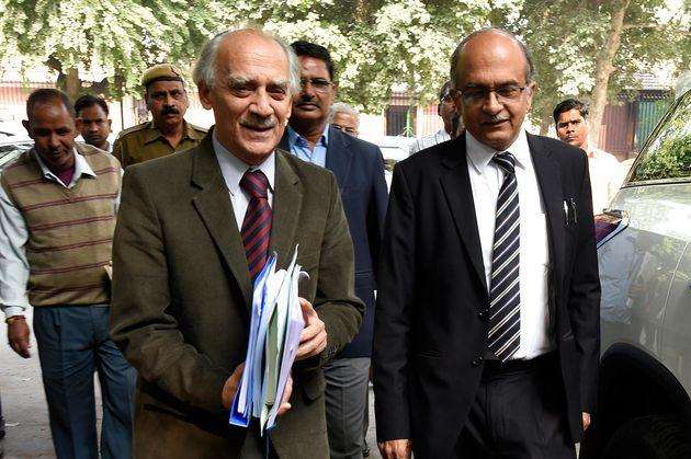 Rafale Verdict Clears Way For CBI Probe, Say Prashant Bhushan, Arun Shourie