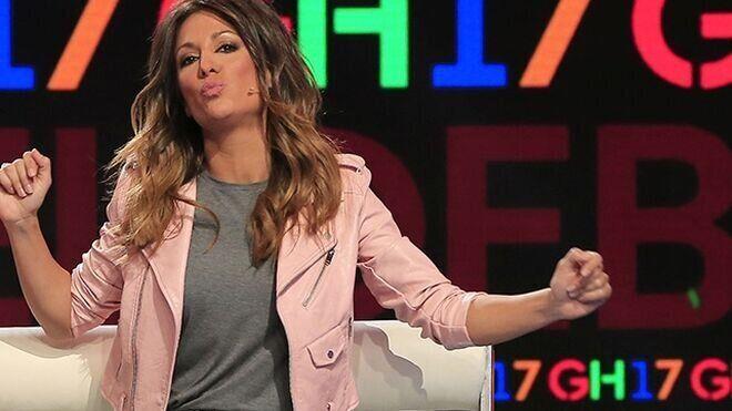Nagore Robles, nueva presentadora de 'MYHYV'.