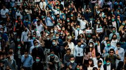 Hong Kong: la contestation continue, une ministre en visite à Londres