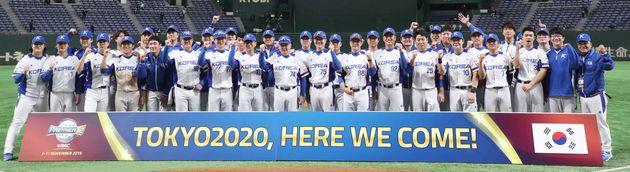 한국 야구, 12년 만의 올림픽 무대 복귀를