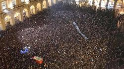 A Bologna l'emozione politica torna in