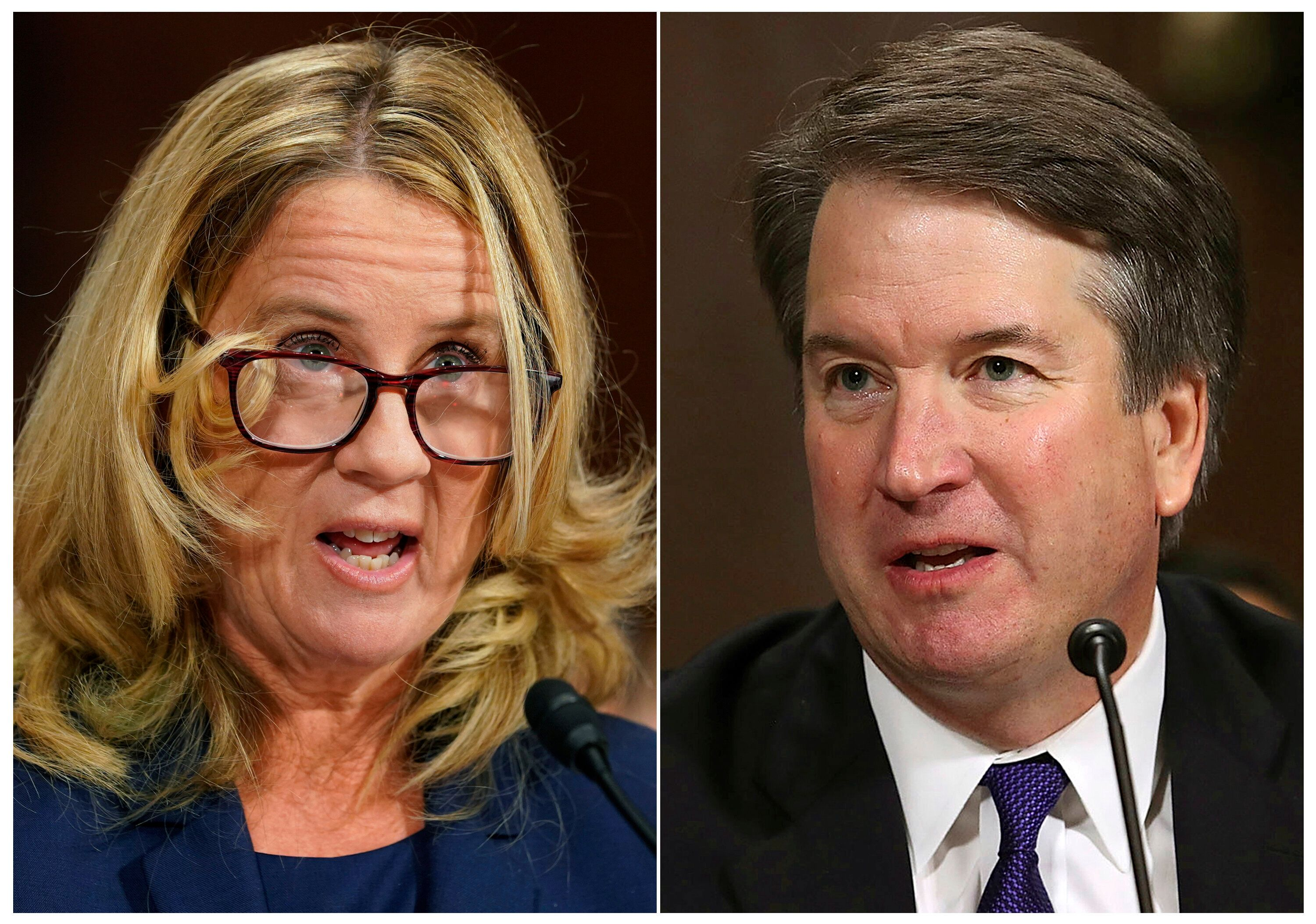 Activists Air Christine Blasey Ford Testimony ...