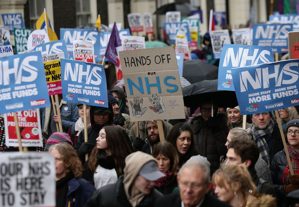 Why People With Chronic Illnesses Are Terrified By Talk Of The NHS Being 'On The Table'