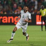 Riyad Mahrez absent contre le Botswana