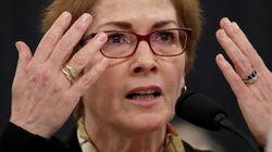 ΗΠΑ: Η πρώην πρέσβης στην Ουκρανία καταθέτει στο Κογκρέσο κι ο Τραμπ της επιτίθεται στο