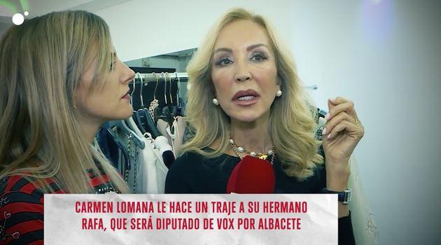 Carmen Lomana en 'Todo es