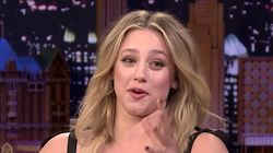 Lili Reinhart Shares The Drunken Things She's Said With 'Tonight