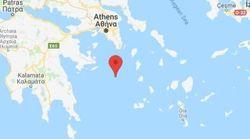Σεισμός 4,1 ρίχτερ αισθητός στην