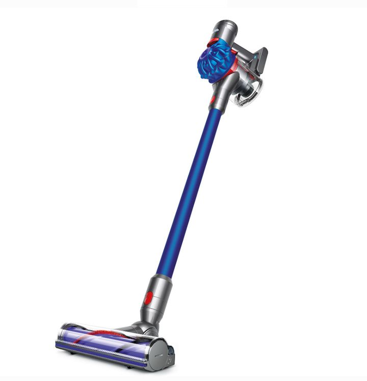 "This Dyson vacuum can easily go from stick to handheld mode, so you can finally reach those high (and dusty) places. It deep cleans carpets and hard floors and since it doesn't have a cord, you won't get stuck and tangled every couple of seconds.&nbsp;<a href=""https://fave.co/2OeDAKI"" target=""_blank"" rel=""noopener noreferrer""><strong>Originally $224, get it for $174 at Walmart</strong></a>."