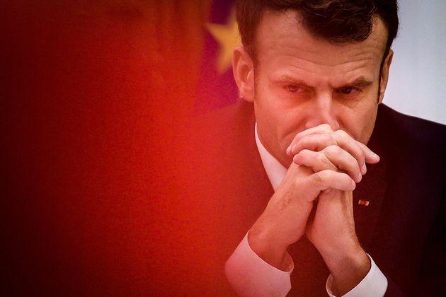 Deux nouvelles mises en examen pour le projet d'attaque contre Macron (ici le 14 novembre à