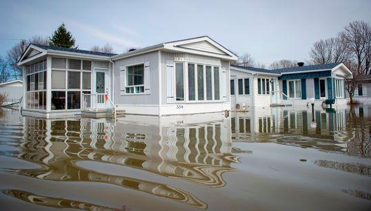 Inondations: 17,5 M$ de plus pour les sinistrés de
