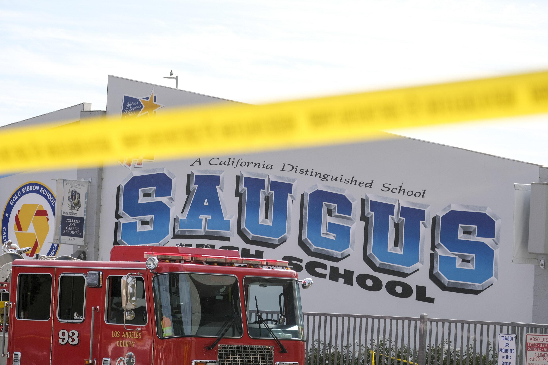 Suspected Gunman In Santa Clarita School ...