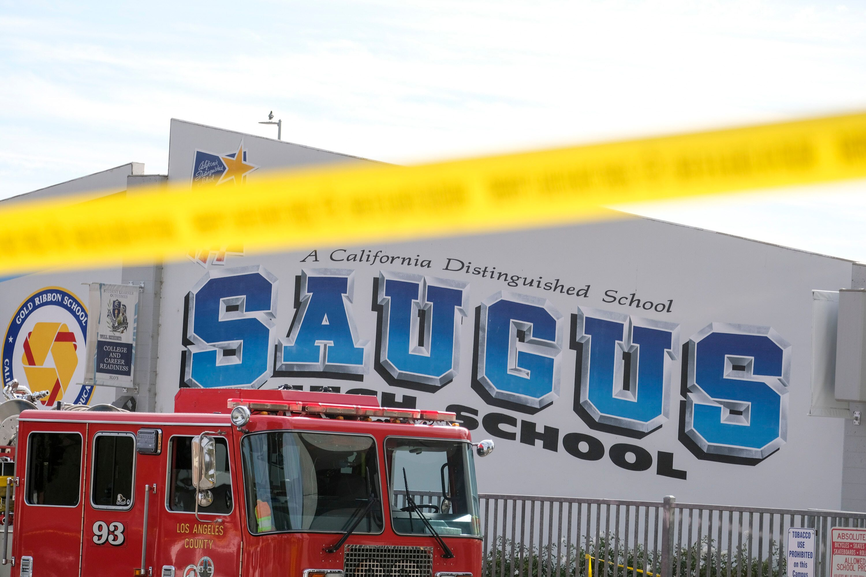 Suspected Gunman In Santa Clarita School Shooting Dies