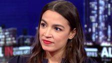 Alexandria Ocasio-Cortez-Rips Republikaner Für 'Beclowning' Sich Über Trump