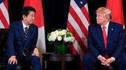 트럼프 정부가 일본에도 방위비 분담금 네 배 인상