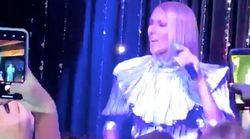 Celine Dion Is Living Her Best Life As She Nails Karaoke Performance At Drag Bar In New
