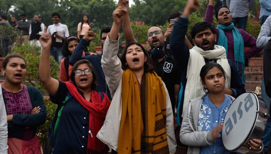 Why Is The Govt, JNU Administration So Desperate To Break The
