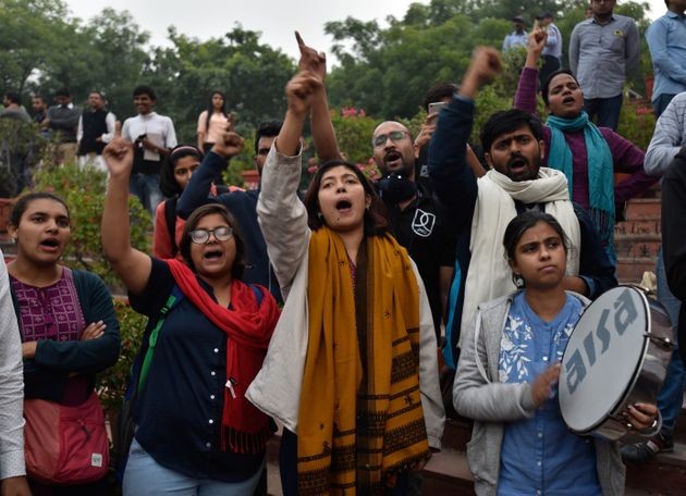 Why Is The Govt, JNU Administration So Desperate To Break The University?