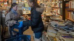 I libri che annegano a Venezia sono libri che