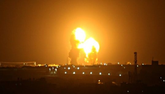 Nouvelle agression israélienne sur gaza ce