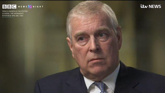 Affaire Epstein: le prince Andrew dit n'avoir