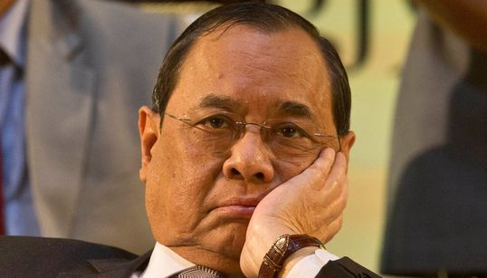 Did Chief Justice Ranjan Gogoi Discharge His 'Debt To The