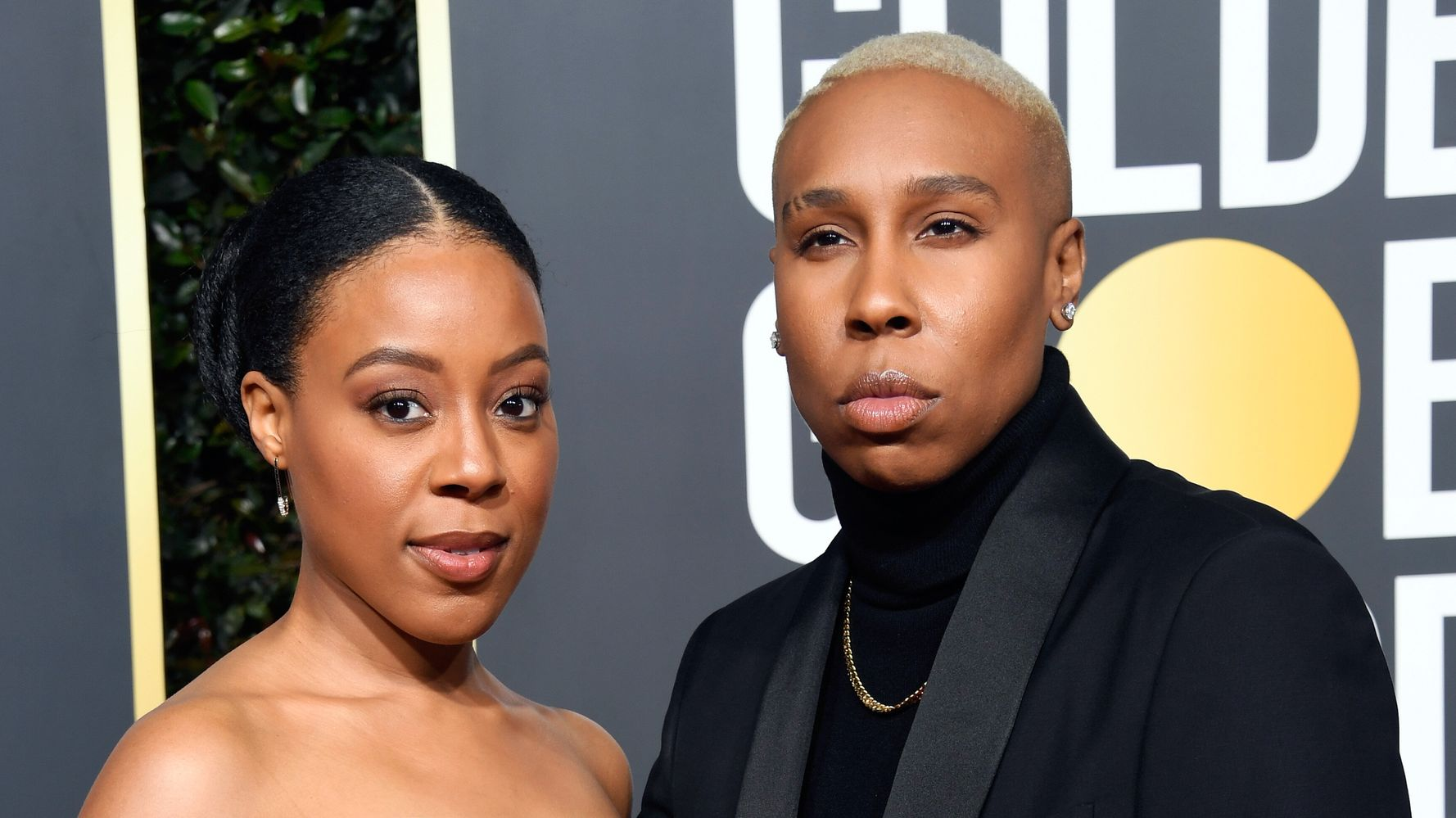 Westlake Legal Group 5dd01f262500009c08d2d4cb Lena Waithe Reveals She Wed Longtime Partner Alana Mayo In Private Ceremony