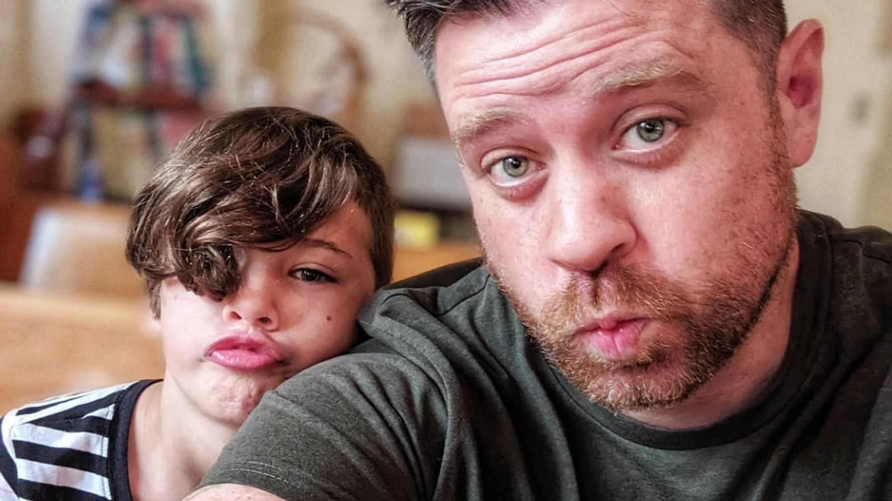 When It Comes To Dads Raising Daughters, Mike Reynolds Is Busting Old Stereotypes
