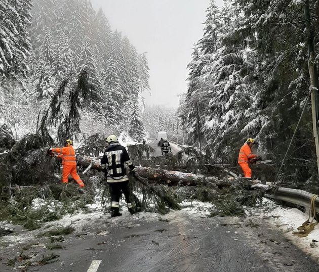 Italia flagellata dal maltempo  Allerta in 11 Regioni