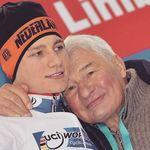 Trois jours après la mort de Poulidor, son petit-fils gagne une manche de Coupe du monde de