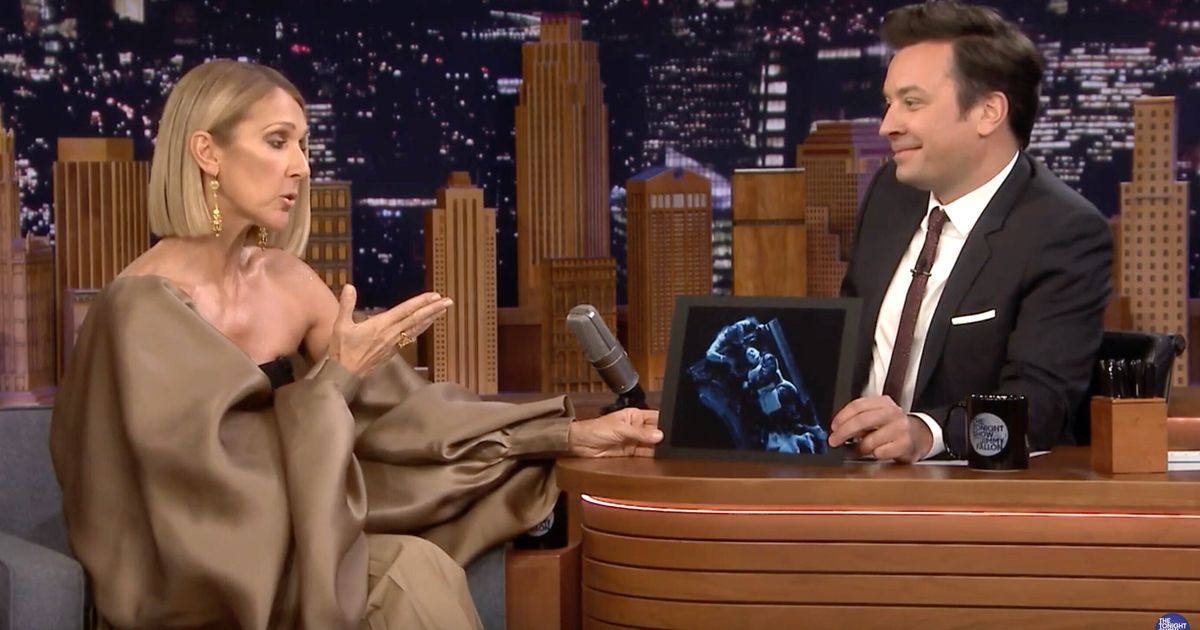 Céline Dion Answers Whether Jack Could Have Fit On That 'Titanic' Door