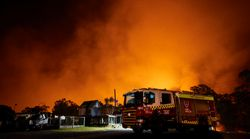 NSW Man Charged After Allegedly Lighting Fire To Protect Cannabis