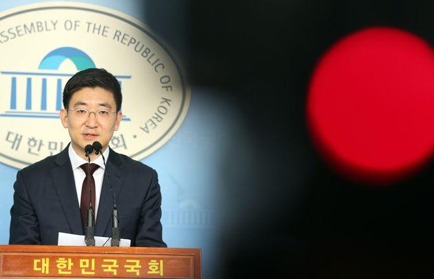 자유한국당 3선 김세연 의원이 총선 불출마를