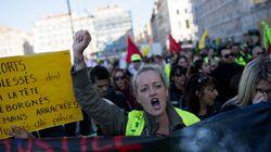 Ένας χρόνος Κίτρινα Γιλέκα - Επεισόδια στην επετειακή διαδήλωση στο