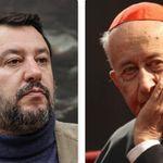Incontro Salvini-Ruini nel più stretto