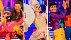 Strictly Come Dancing's Blackpool Week Special Threw Out A Few