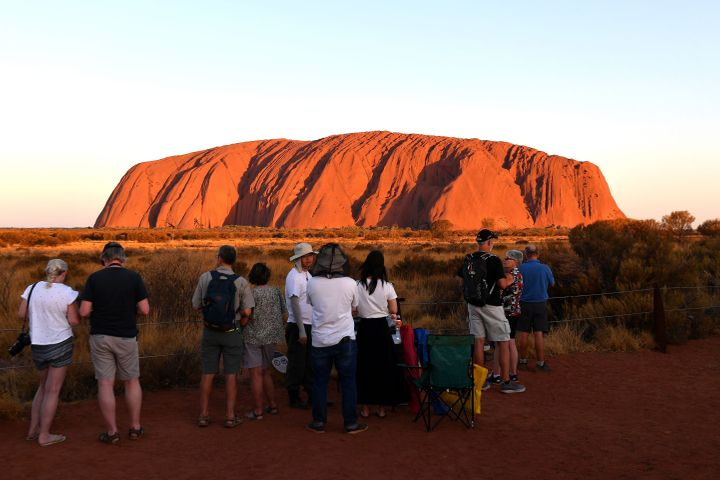 The October 26 ban on climbing Uluru marked 34 years since the site was handed back to the traditional custodians of the land, the Anangu people.