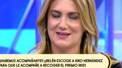 Las palabras de Belén Esteban que hicieron llorar a Carlota Corredera en pleno