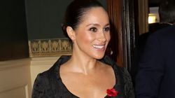 Meghan Markle Shares Blast From The Past To Honour War
