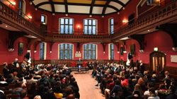 Oxford Union Row On Blind Ghanaian Student's Removal From Debate 'Far From