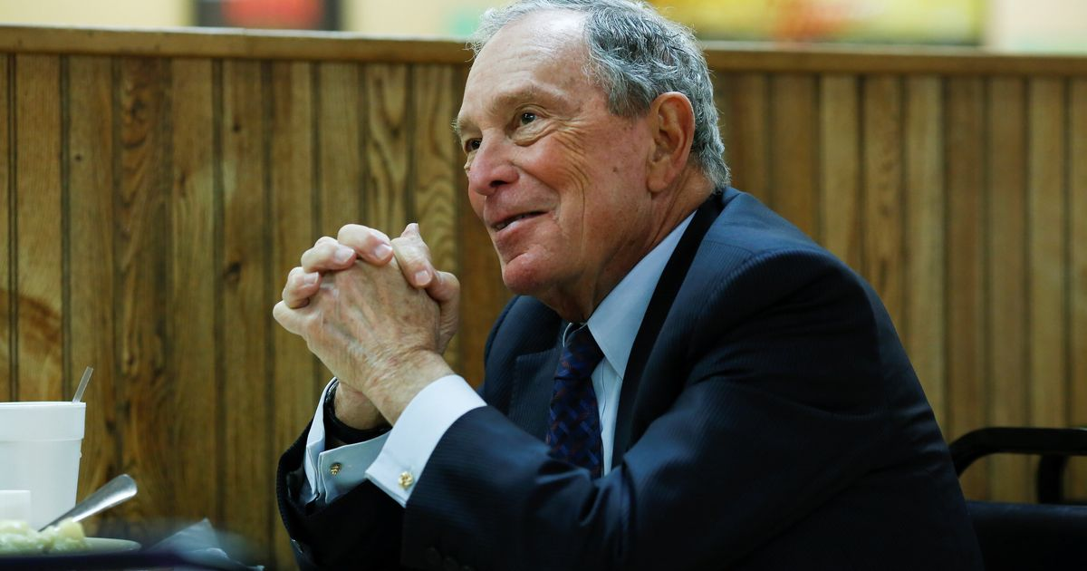 Michael Bloomberg Says 'I Was Wrong' About Stop-And-Frisk Policy