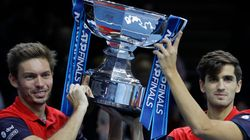 Les Français Herbert et Mahut gagnent la finale du Masters en