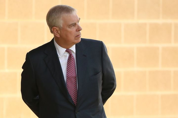 Prince Andrew appeared in a BBC interview on Saturday evening