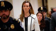 Trump Klagt Pence Aide Jennifer Williams Von 'Präsidentschafts-Angriff