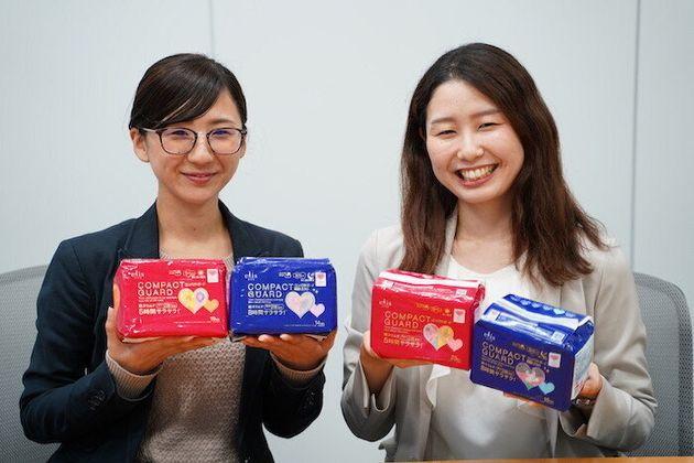 大王製紙「ハートサポート」プロジェクトチーム