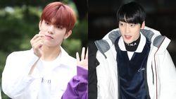 그룹 TRCNG 우엽·태선이 TS엔터테인먼트를