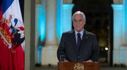 Le président chilien condamne les violences policières pour la première