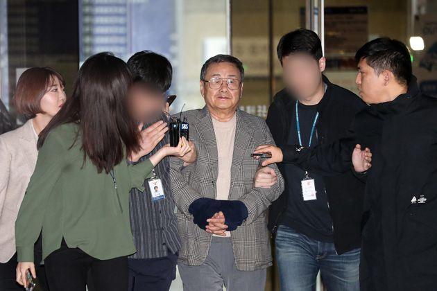 김준기 전 동부그룹